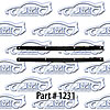 SoffSeal 1231 - SoffSeal Window Glass Seals - Chevy/GMC