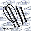 SoffSeal 3043 - SoffSeal Weatherstrip Kits For Convertible Tops