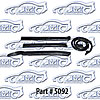 SoffSeal 5092 - SoffSeal Weatherstrip Kits For Convertible Tops