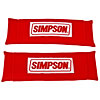 Simpson 23020R - Simpson Nomex Safety Harness Pads