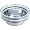 Spectre 4438 - Spectre Chrome-Plated Steel Pulleys