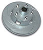 SSBC 23143AA2L - Stainless Steel Brakes Turbo Slotted Rotors
