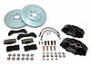 SSBC A112-6BK - Stainless Steel Brakes Extreme 4-Piston Brake Upgrade Kits - Cars