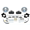SSBC A114BK - Stainless Steel Brakes Single Piston Rear Drum to Disc Brake Conversion Kits
