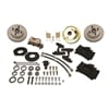 SSBC A120-5 - Stainless Steel Brakes Single Piston Front Drum-to-Disc Brake Conversion Kit