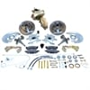 Stainless-Steel-Brakes-Single-Piston-Front-Drum-to-Disc-Brake-Conversion-Kit