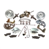 Stainless-Steel-Brakes-SuperTwin-Front-2-Piston-Drum-to-Disc-Brake-Conversion-Kits