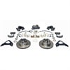 SSBC A123-22 - Stainless Steel Brakes Single Piston Front Drum-to-Disc Brake Conversion Kit