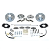 Stainless Steel Brakes A125 - Stainless Steel Brakes Single Piston Rear Drum to Disc Brake Conversion Kits
