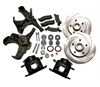 SSBC A126-18 - Stainless Steel Brakes Front Disc Upgrade Kits - Trucks