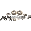 SSBC A126-3 - Stainless Steel Brakes Super TKR1 Single-Piston Rear Drum to Disc Brake Conversion Kits