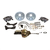SSBC A126-7 - Stainless Steel Brakes Front Disc Upgrade Kits - Trucks