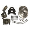 SSBC A159 - Stainless Steel Brakes Front Disc Upgrade Kits - Trucks
