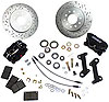 SSBC W123-25P - Stainless Steel Brakes Competition 4-Piston Front Disc Conversion Kits
