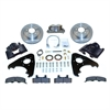 SSBC A159-1 - Stainless Steel Brakes Front Disc Upgrade Kits - Trucks