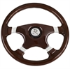 Flaming River FR20125 - Flaming River Rum Runner Steering Wheel