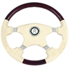 Flaming River FR20125FW - Flaming River Fruitwood Luxury Steering Wheel