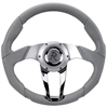 Flaming River FR20160LG - Flaming River Cascade Steering Wheel