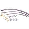 Flaming River FR1610Flaming River Power Steering Stainless Steel Hose/Line Kits