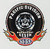 Main Gate NDC17 - NHRA Division Decals