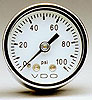 VDO 153-003 - VDO Fuel Pressure Gauges