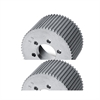 Weiand 7109-54 - Weiand 8-71 Supercharger Pulleys 8mm Pitch