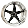 Weld Racing 71HB7120N57U - Weld Racing Bargain Wheels