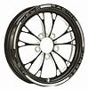 Weld Racing 784B-1704204 - Weld Racing V-Series Black Wheels