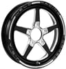 Weld Racing 788B-15202 - Weld Racing Aluma Star 2.0 788 Series Black Wheels
