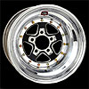 Weld Racing 788B-509210 - Weld Racing Aluma Star 2.0 788 Series Black Wheels
