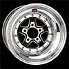 Weld Racing 788B-509278 - Weld Racing Aluma Star 2.0 788 Series Black Wheels