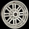 Weld Racing T56P0085C48A - Weld Racing Forged T56-Series Polished Truck Wheels
