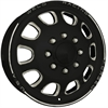 Weld-Racing-Forged-D55-Series-Dually-Black-Wheels