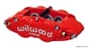 Wilwood 120-11778-RD - Wilwood Narrow SL6R 6 Piston Forged Aluminum Brake Caliper