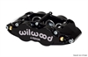 Wilwood 120-11778-BK - Wilwood Narrow SL6R 6 Piston Forged Aluminum Brake Caliper