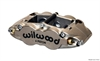 Wilwood 120-11781-N - Wilwood Narrow SL6R 6 Piston Forged Aluminum Brake Caliper
