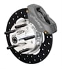 Wilwood 140-1035-BD - Wilwood Forged Dynalite Front Drag Brake Kits