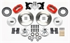 Wilwood 140-11023-R - Wilwood Forged Dynalite Front Hub Brake Kits