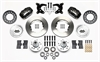 Wilwood 140-11023 - Wilwood Forged Dynalite Front Hub Brake Kits