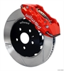 Wilwood 140-11269-R - Wilwood Superlite 6 Big Brake Front Hat Kits