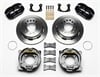 Wilwood 140-11389 - Wilwood Dynapro Low-Profile Rear Parking Brake Kits