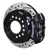 Wilwood 140-11398-D - Wilwood Dynapro Low-Profile Rear Parking Brake Kits