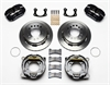 Wilwood 140-11404 - Wilwood Dynapro Low-Profile Rear Parking Brake Kits