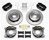 Wilwood 140-11827 - Wilwood Dynapro Low-Profile Rear Parking Brake Kits