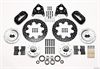 Wilwood 140-11930-D - Wilwood Forged Dynalite Front Drag Brake Kits