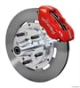 Wilwood 140-12297-R - Wilwood Dynalite Big Brake Front Hub Kits