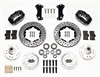 Wilwood 140-12305-D - Wilwood Dynalite Pro Front Brake Kits For Heidts 2
