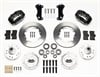 Wilwood 140-12305 - Wilwood Dynalite Pro Front Brake Kits For Heidts 2