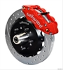 Wilwood 140-12307-ZR - Wilwood Superlite 6R Brake Kits For Heidts 2