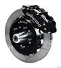 Wilwood 140-12307 - Wilwood Superlite 6R Brake Kits For Heidts 2